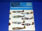Books - - WW2 Aircraft Fact Files - US Army Fighters Part 2 Date: 1970's
