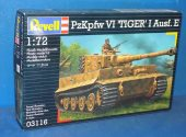 Revell 1/72 03116 Tiger I Ausf.E Date: 00's