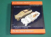 Voyager 1/35 PE35088 Sd.Kfz.251/21 Ausf.D Drilling Photo Etch for the AFV Kit Date: 00's
