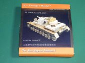 Voyager 1/35 PE35079 Pz.Kpfw.IV Ausf.E Detail Set for the Dragon 6264 Kit Date: 00's