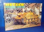 Dragon 1/35 6060 Hetzer Command Version Date: 00's