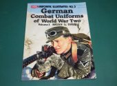 AAP - - Uniforms Illustrated No5 - German Combat Uniforms of WW2 Date: 1980's