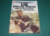 AAP - - Uniforms Illustrated No3 - US Special Forces 1945 to the Present Date: 1980's