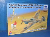 Bronco 1/48 FB4007 Curtiss Tomahawk Mk.IIB Date: 00's