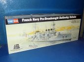 Hobbyboss 1/350 86504 French Navy Pre-Dreadnought Battleship Voltaire Date: 00's