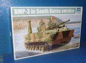 Trumpeter 1/35 01533 BMP-3 in South Korea Service Date: 00's