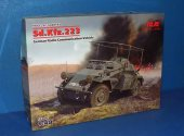 ICM 1/48 48192 Sd.Kfz.223 Radio Vehicle Date: 00's