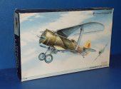 Classic Airframes 1/48 96 I-153 Chaika (No Decals) Date: 00's
