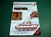 AJ Press - 4 Tank Power 4 - Pz.Kpfw.V Panther Vol 4 Date: 00's