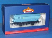 Bachmann 00 38-500Z Covered Hopper Wagon COVHOP Blue Sugar Date: 00's