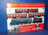 Hornby 00 R2908 Fireorks at Chilcompton Date: 00's