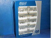 Dapol 00 B859C MRA Side Tipping Ballast Wagon Railtrack Blue / Grey (5) Date: 00's