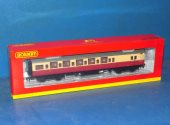 Hornby 00 R4346C BR Maunsell 6 Compartment Brake Coach 'S 2769 S' Date: 00's