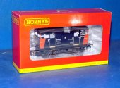 Hornby 00 R6457 Loadhaul Shark ZUV Brake Van Weathered 'DB 993876' Date: 00's