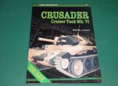 Armor Photogallery - - No 6 - Crusader Cruiser Tank Mk.VI Date: 2003