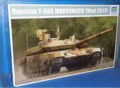 Trumpeter 1/35 09524 Russian T-90S Modernised (2013) Date: 00's