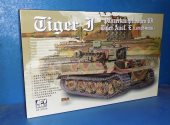 AFV Club 1/35 35079 Tiger I Ausf.E Latest Date: 00's
