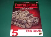 Mig Ammo - A.MIG6154 Encyclopedia Of Armour Modelling - No 5 Final Touches Date: 00's