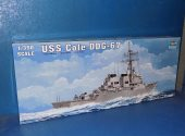 Trumpeter 1/350 04524 USS Cole DDG-67 Date: 00's