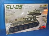 Miniart 1/35 35204 Su-85 Early Production Date: 00's
