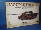 Takom 1/35 2106 Jagdpanther G1 Late w/ Full Interior Date: 00's