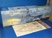 Trumpeter 1/350 05340 USS Texas BB-35 w/ Wood Hunter Wooden Decl Date: 00's