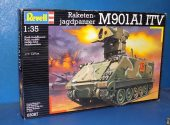 Revell 1/35 03087 M901A1 ITV Date: 00's
