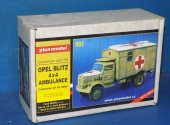PlusModel 1/35 092 Opel Blitz 4x4 Ambulance Conversion (for Italeri) Date: 00's