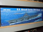 Trumpeter 1/350 05602 USS Essex CV-9 Aicraft Carrier Date: 00's