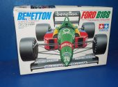 Tamiya 1/20 20021 Benetton Ford B188 (Yellowed Decals) Date: 00's