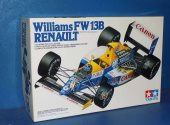 Tamiya 1/20 20025 Williams FW-13B Renault Date: 00's