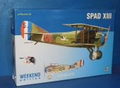 Eduard 1/48 8425 Spad XIII Weekend Edition Date: 00's