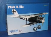 Eduard 1/48 8417 Pfalz D.IIIA Weekend Edition Date: 00's