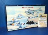 Classic Airframes 1/48 459 Dh Sea Hornet F.20/NF.21 w/ Barracudacast Drop Tanks Date: 00's