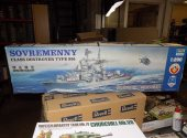 Trumpeter 1/200 03612 Soremenny Class Destroyer Type 956 Date: 00's