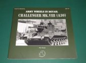Books - - Army Wheels in Detail AW04 - Challenger Mk.VIII Date: 00's
