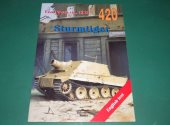 Wydawnictwo Militaria - - Tank Power 420 - Sturmtiger Date: 00's
