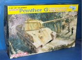 Dragon 1/35 6267 Panther G Early Production Italian Front Date: 00's
