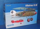 Eduard 1/48 8438 Albatross D.III - Weekend Edition Date: 00's