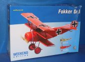 Eduard 1/48 8492 Fokker Dr.I - Weekend Edition Date: 00's
