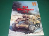 Wydawnictwo Militaria - - 99 - M4 Sherman Vol II (Polish Text) Date: 1999