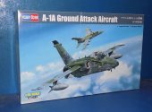 Hobbyboss 1/48 81742 A-1A Ground Attack Aircraft Date: 00's