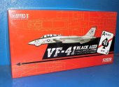Great Wall Hobby 1/72 S7202 F-14A Tomcat VF-41 Black Aces Date: 00's