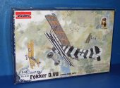 Roden 1/48 415 Fokker D.VII Early Date: 00's