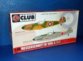 Airfix 1/48 82012 Me Bf109E-3 Club Edition Date: 00's