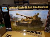Trumpeter 1/16 00920 Pz.Kpfw IV Ausf.H Date: 00's
