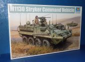 Trumpeter 1/35 00397 M1130 Stryker Command Vehicle Date: 00's