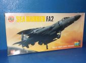 Airfix 1/48 06100 Sea Harrier FA2 Date: 00's
