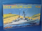 Cyber Hobby 1/700 7122 HMS Antelope Type 21 Frigate Date: 00's