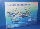Academy 1/48 2169 Hawker Hunter FGA.9 Date: 00's